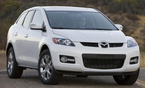 Инструкция по эксплуатации Mazda CX-7, owners manual